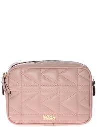 Женская сумка Karl Lagerfeld 3036-roza_pink