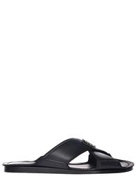 Мужские шлепанцы Roberto Cavalli 2084_black