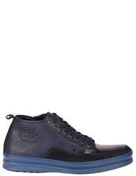 Мужские ботинки GIANFRANCO BUTTERI 6303blue