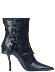 Женские ботинки LE SILLA 900530_black
