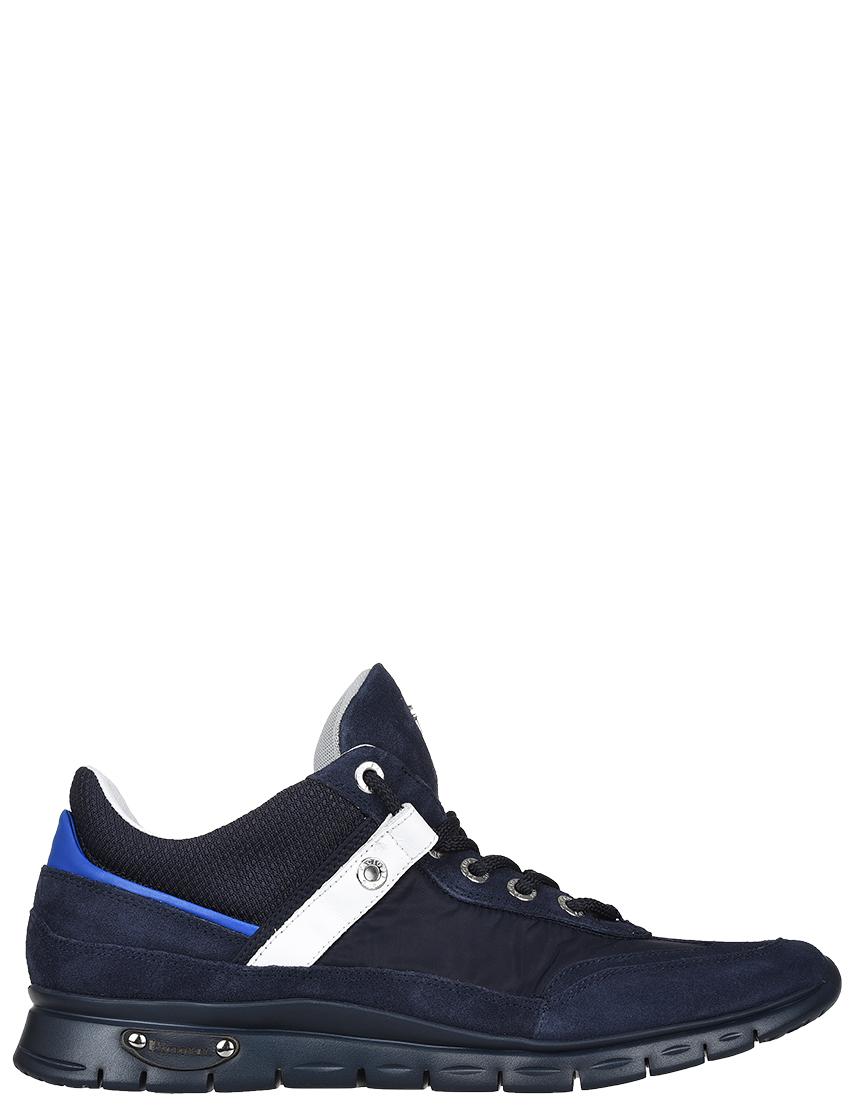 Мужские кроссовки 4US Cesare Paciotti WU1TCA-blue