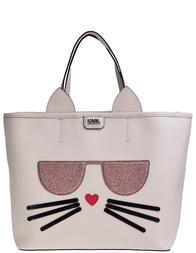 Женская сумка KARL LAGERFELD 3090_beige