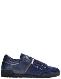 Мужские кроссовки John Richmond 6650_blue