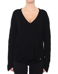 Женский пуловер PATRIZIA PEPE 8M0521-A840-K103_black