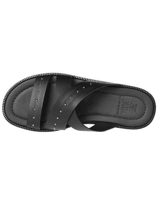 черные Шлепанцы Fabi 3831_black размер - 42; 44
