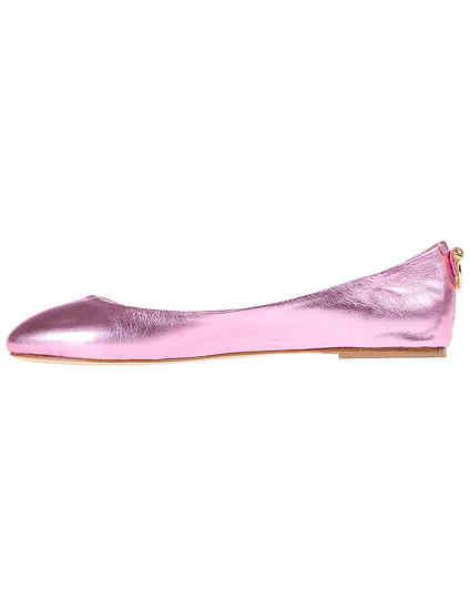 розовые женские Балетки Ines de la Fressange G2258_pink 2240 грн