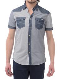 Мужская рубашка ARMANI JEANS A6C11VKZA