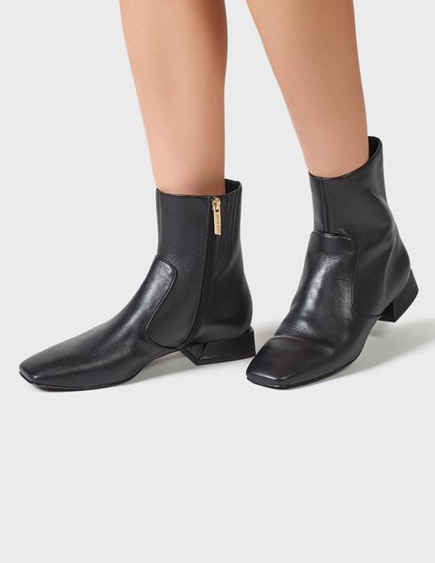 черные Ботинки What For FW20WF098