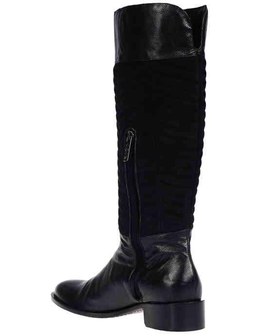 черные женские Сапоги Rodo SS8805_black 11495 грн