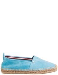 Женские эспадрильи BALLY 2710_blue