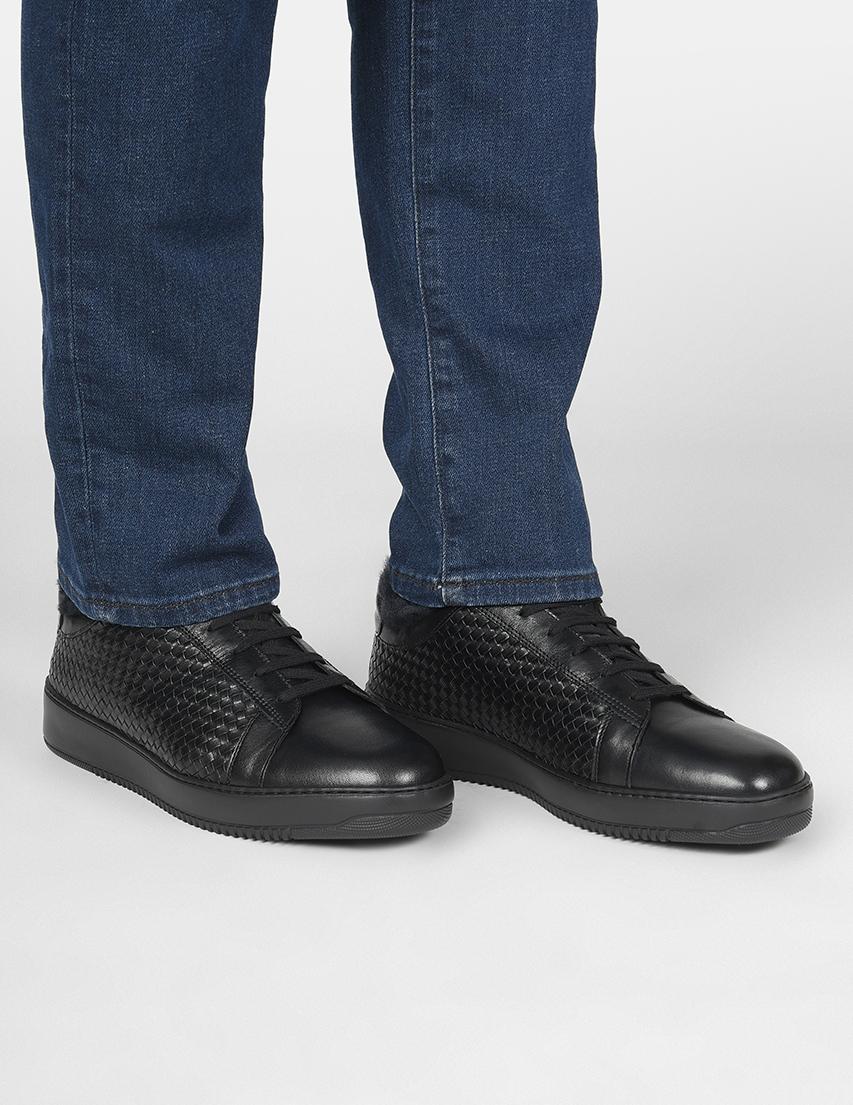 Мужские кроссовки Botticelli 7201_black