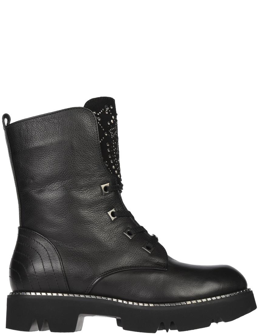 Женские ботинки Marino Fabiani 5023_black