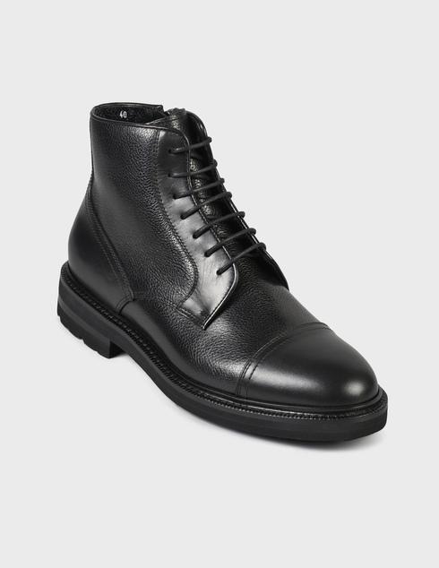 черные Ботинки Henderson Baracco AGR-81521.BL.0