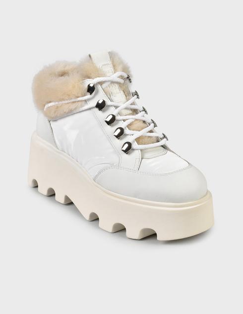 женские белые Ботинки Loriblu 2IMTM17900 - фото-2