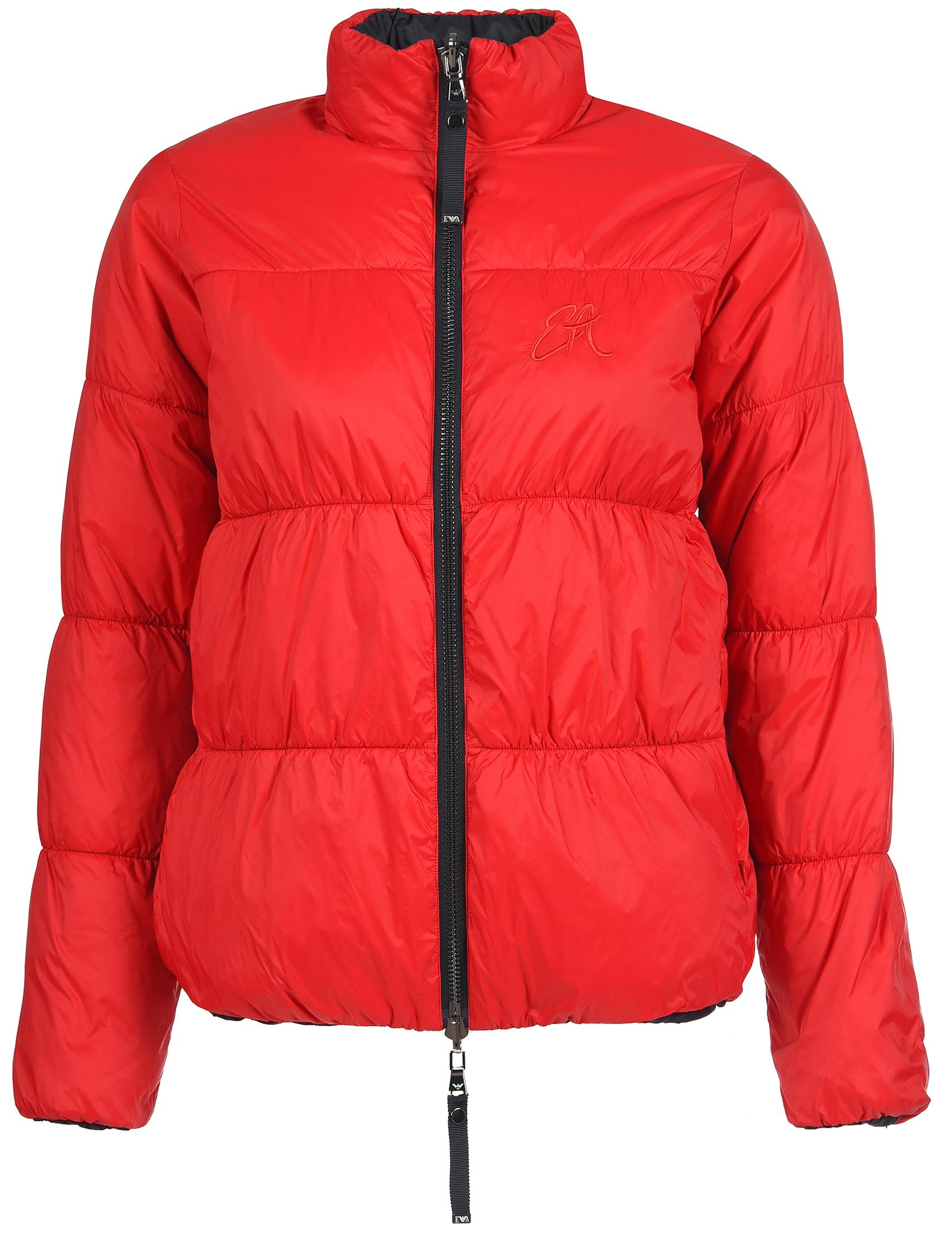 Купить Куртки, Куртка, EMPORIO ARMANI, Красный, 100%Полиэстер, Осень-Зима