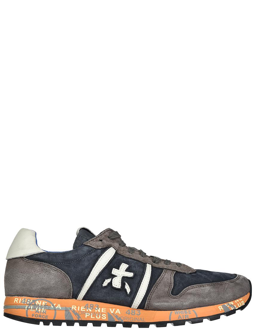 Мужские кроссовки Premiata SVAR2379_multi