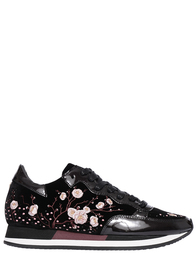 Женские кроссовки Philippe Model STBLD-OV03-ЖД000022692_black