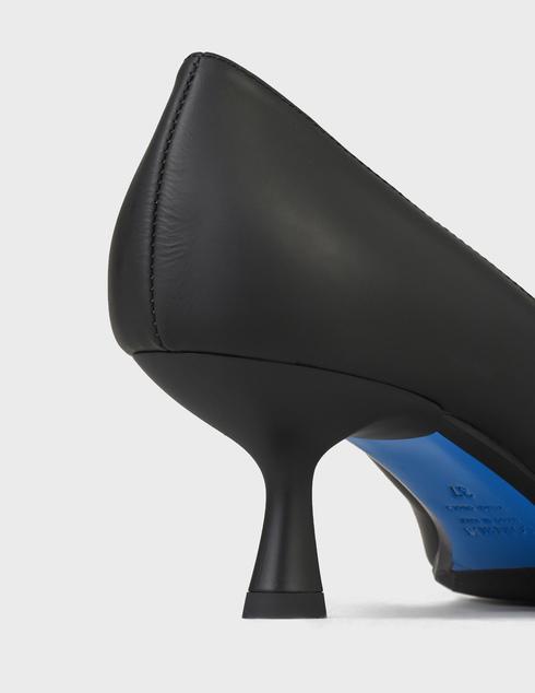 женские черные Туфли Loriblu 2ICS500100 - фото-7