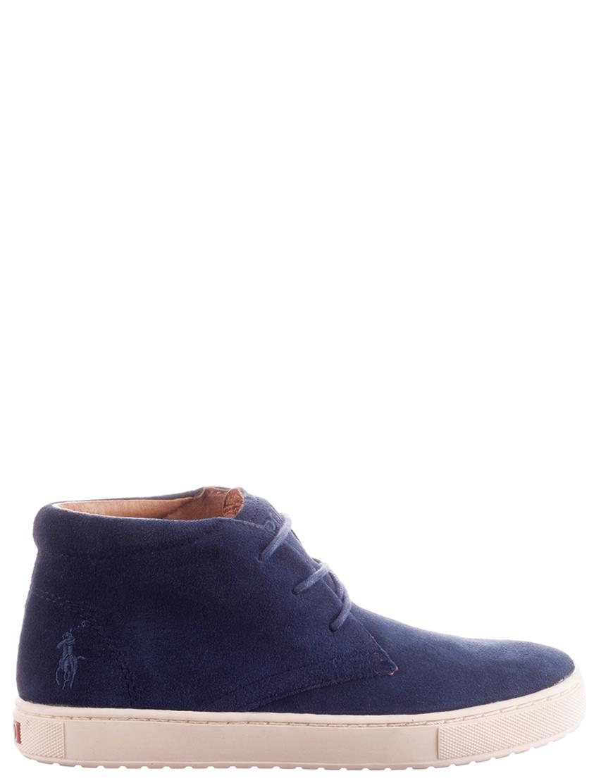 Детские кроссовки для мальчика POLO RALPH LAUREN 991503-blue