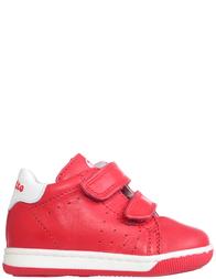 Детские кроссовки для девочек Falcotto Smith-vl-rosso-redYZ7)