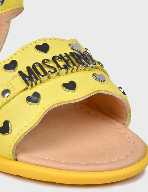 Moschino 26176-giallo-yellow фото-5
