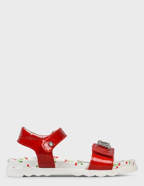 Naturino Ausonia-vernice-rosso-red фото-6