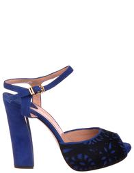 Женские босоножки RENZI 441427-blue