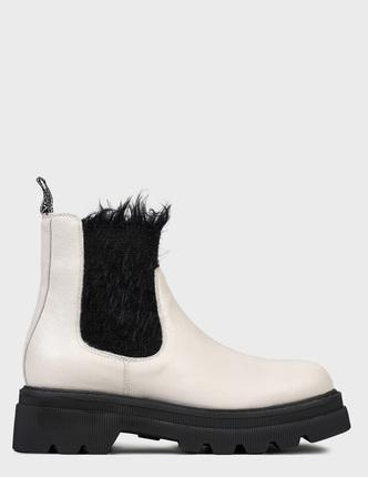 VOILE BLANCHE ботинки