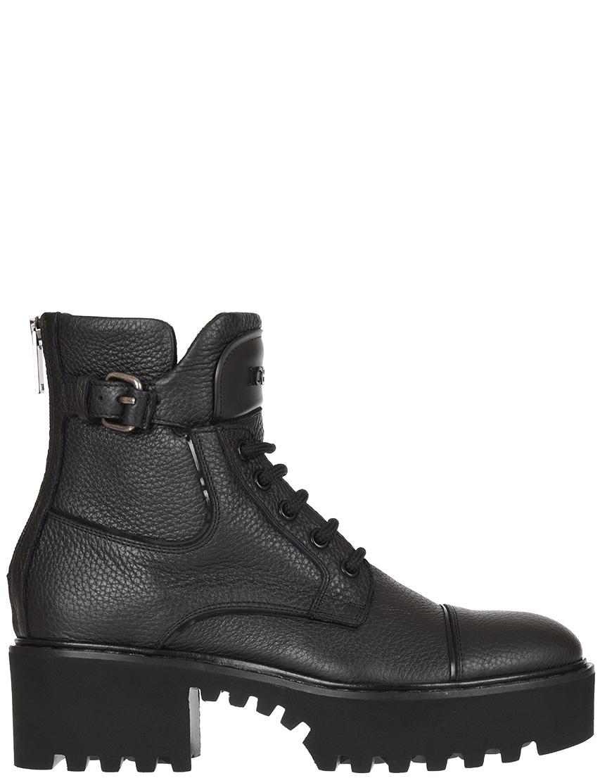 Женские ботинки Iceberg 1405-L_black