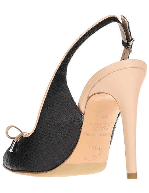 черные Туфли Norma J.Baker 4280E8ZL размер - 37