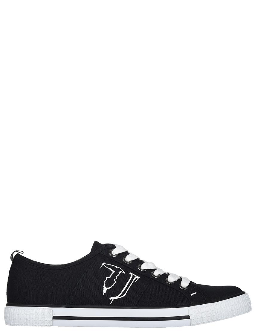 Мужские кеды Trussardi Jeans 00062-K299_black