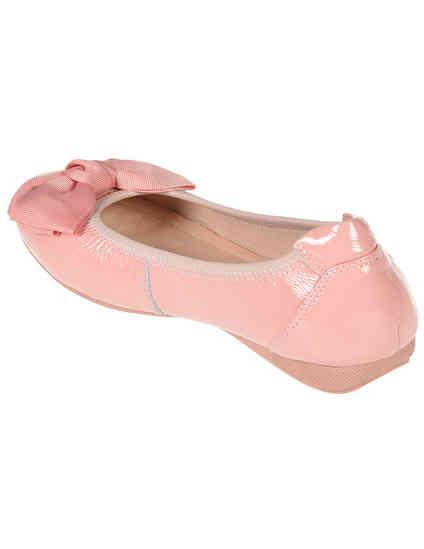розовые женские Балетки Gianni Renzi 1046_pink 3900 грн