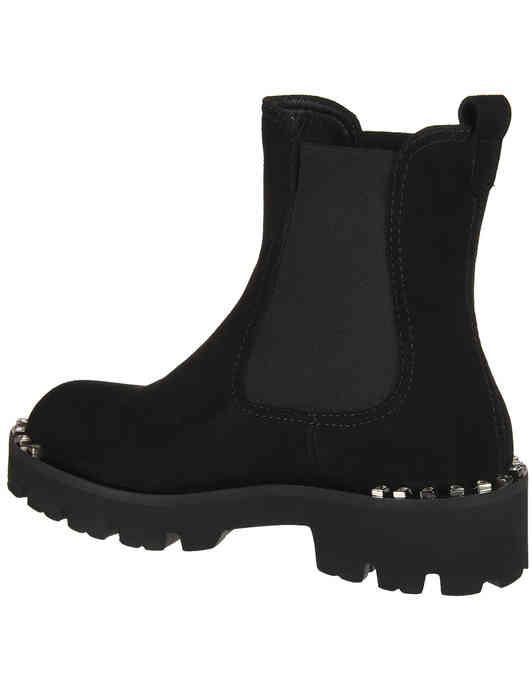 черные женские Ботинки Baldinini 949179_black 11795 грн