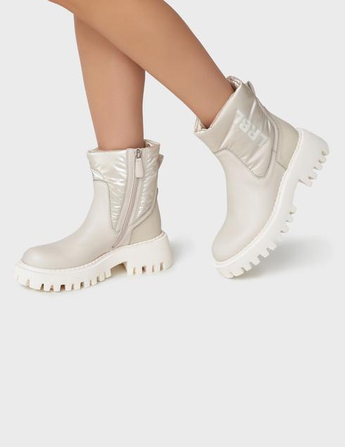 бежевые Ботинки Loriblu 2I4BL05400-LATTE
