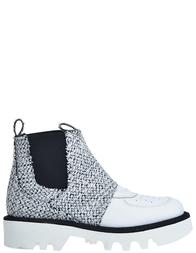 Женские ботинки GREY MER 106-white