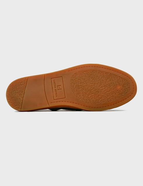 коричневые Слипоны Henderson Baracco AGR-RODI.0 размер - 39