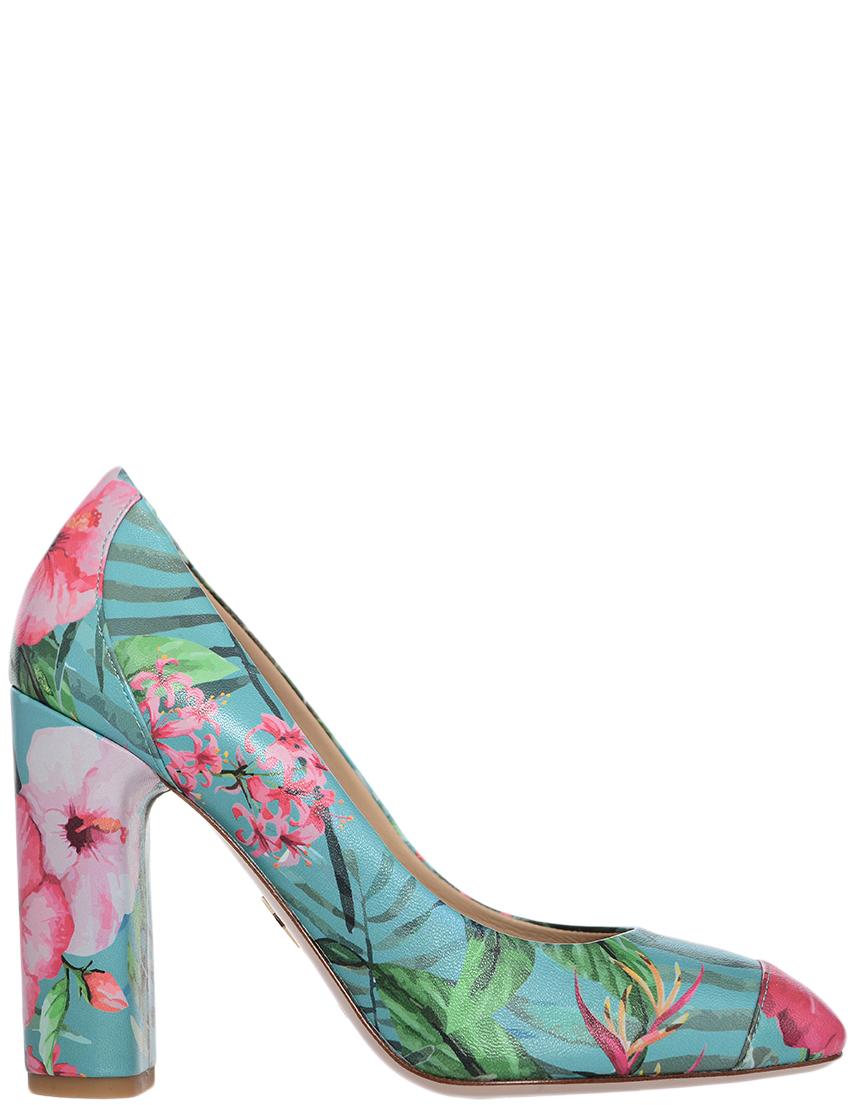 Купить Туфли, GIORGIO FABIANI, Многоцветный, Весна-Лето