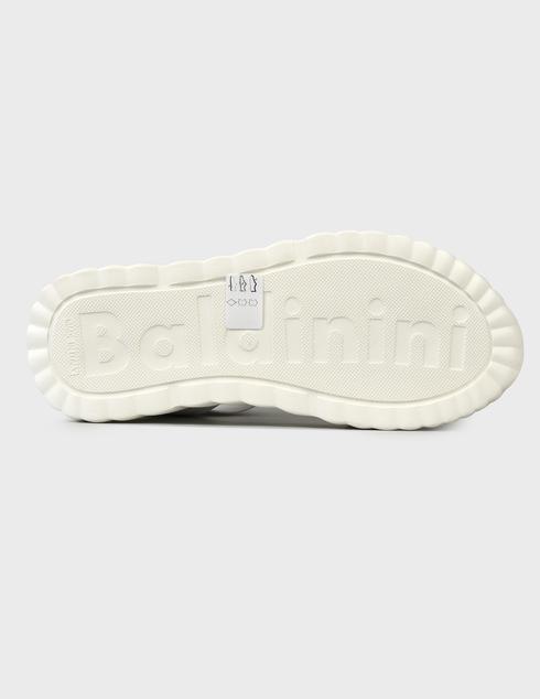 белые Босоножки Baldinini 199019XVICA9090XXCXX размер - 36; 37; 37.5; 40