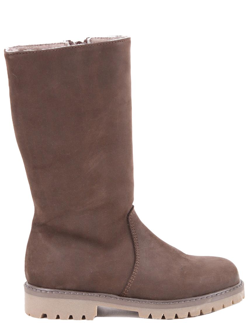 Детские сапоги для девочек GALLUCCI 5559-brown
