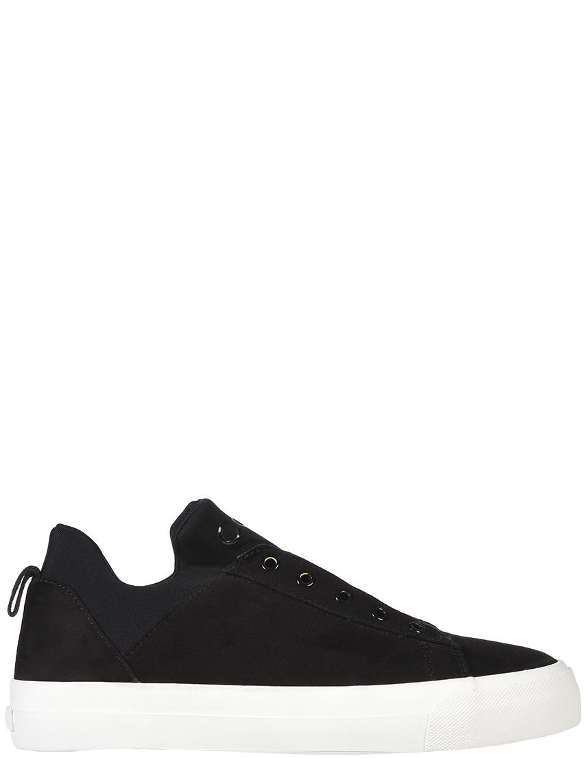 Женские кеды Calvin Klein E7532_black