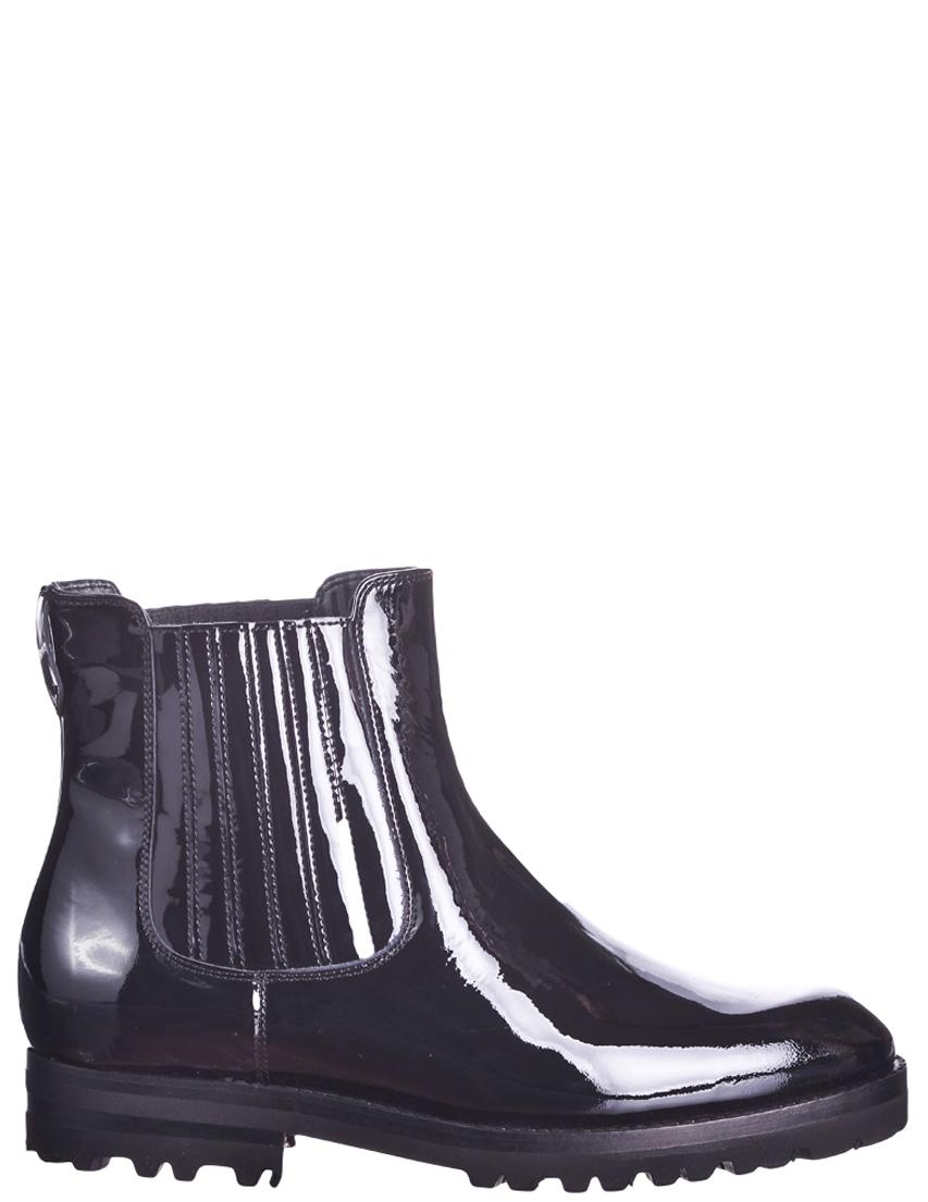 Женские ботинки PAKERSON 24571-black