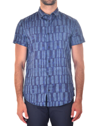 Мужская рубашка ARMANI JEANS C6C25LAKY