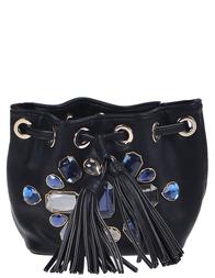 Женская сумка PATRIZIA PEPE 6220_black