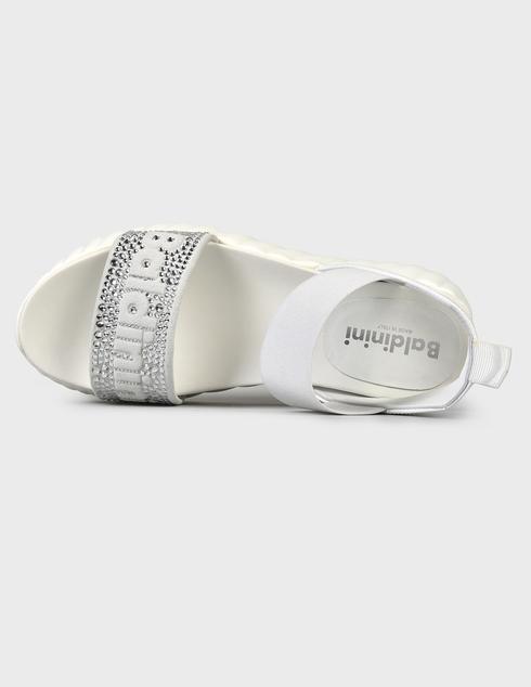 белые женские Босоножки Baldinini 199019XVICA9090XXCXX 8350 грн
