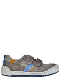 Детские кроссовки для мальчиков Naturino Kip-piombo_gray