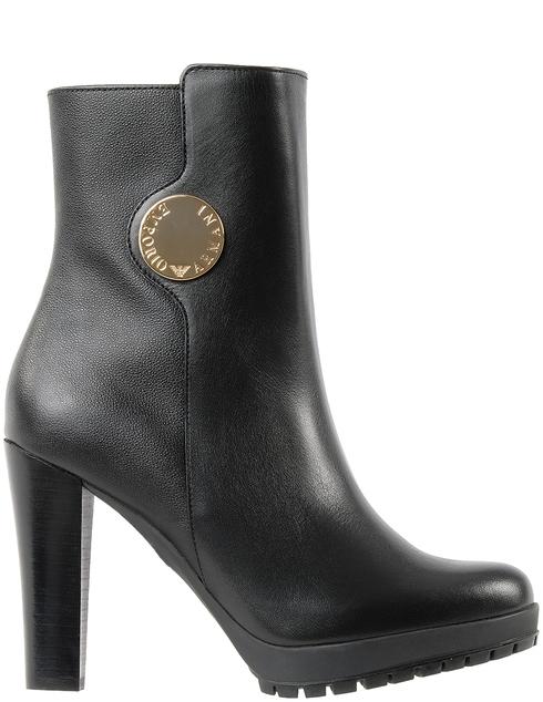 женские черные Ботинки Emporio Armani AGR-X3M256XF255-00002 - фото-6