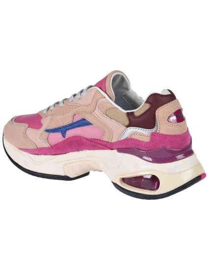 розовые женские Кроссовки Premiata SHARKYD_0027D 4560 грн