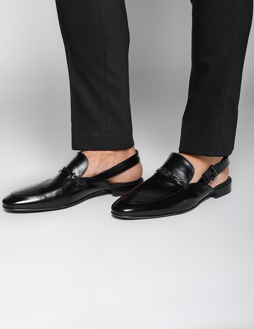Мужские сандалии Mario Bruni 61161-black