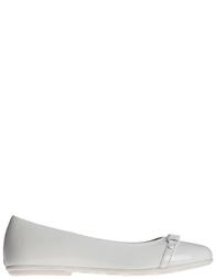Детские балетки для девочек Moschino 25926-bianco_white