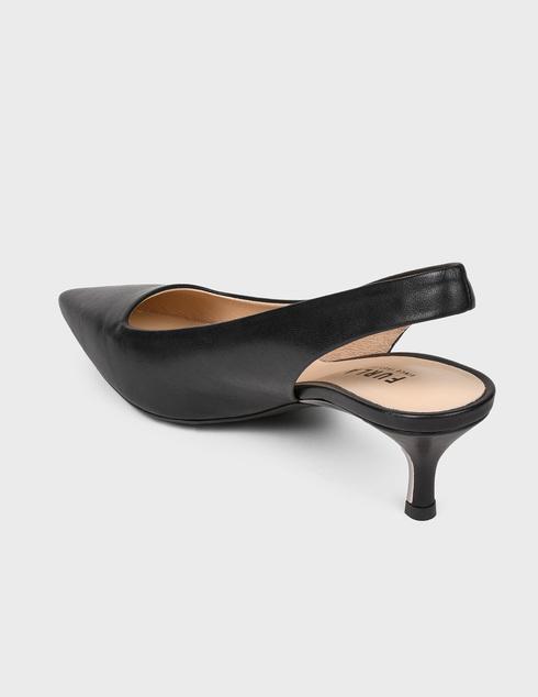 черные женские Босоножки Furla YC70FCD 5724 грн